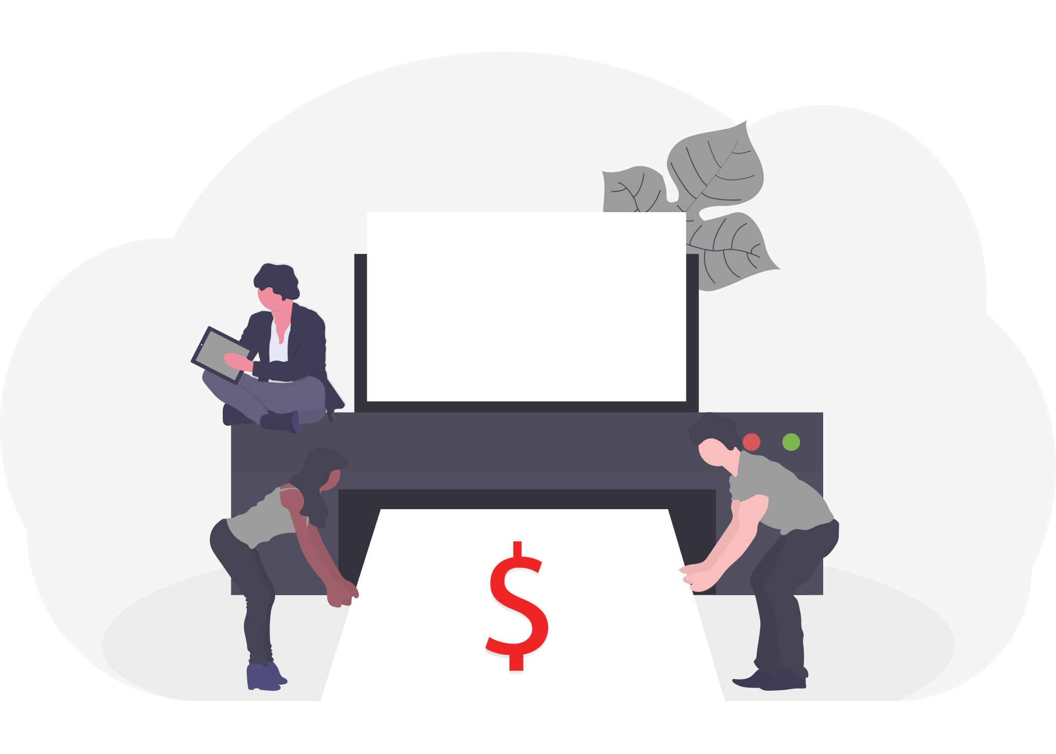 printing-money-icon