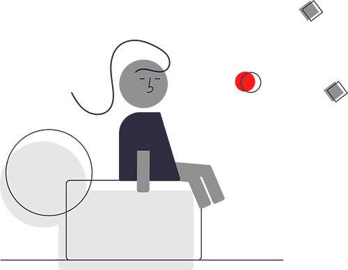 woman-thinking-of-design-icon