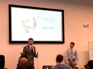 Integrātz Presents at 1Million Cups Dallas