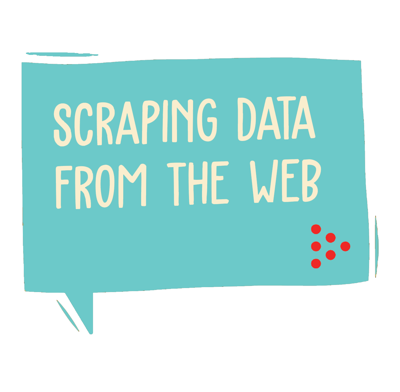 Scraping Data From The Web